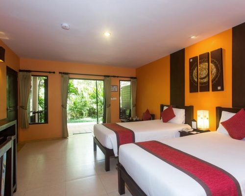 BAAN CHAWENG BEACH RESORT ROOM