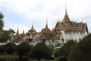 THAILAND Royal grand palace in Bangkok - Kopi (2)